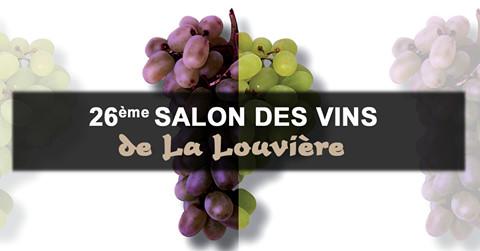 Salon des vins de La Louvière