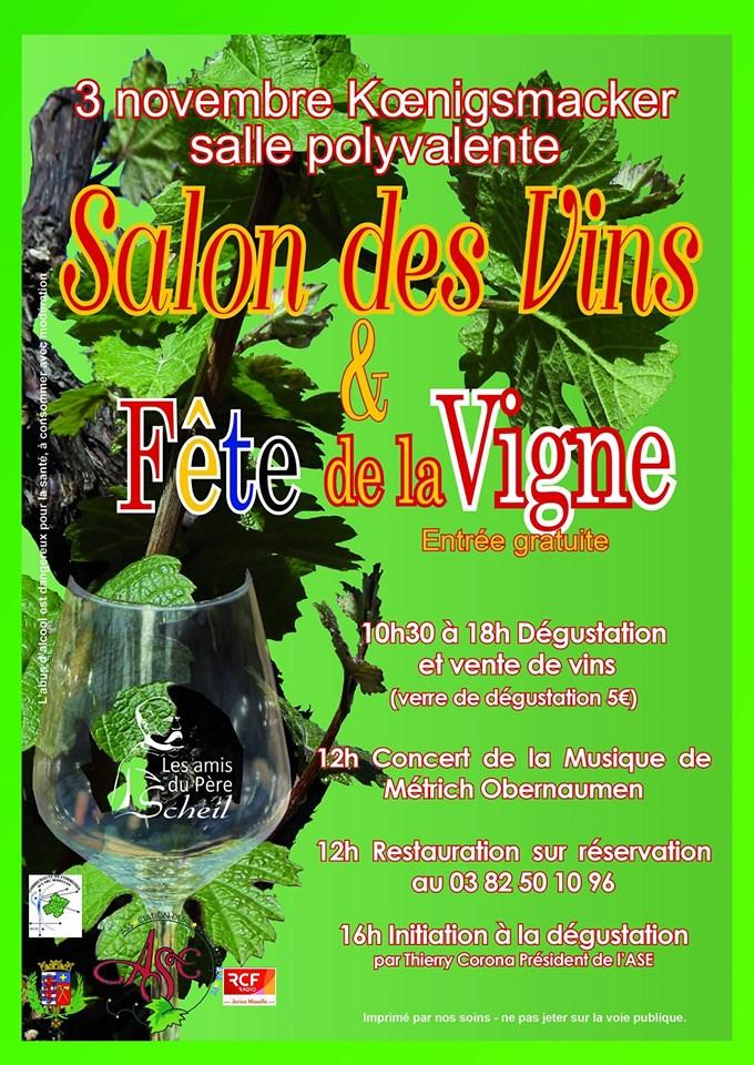 Salon des vins & Fête de la vigne