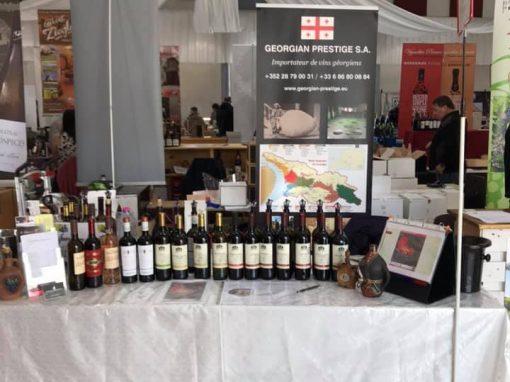 Les Journées des vins de France à Mexy