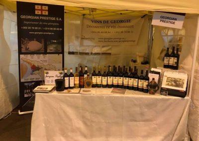 Salon du vin à Thionville