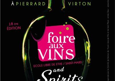 Foire aux vins et spiritueux de Virton
