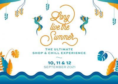 Salon Long Live the Summer du 10,11 et 12 septembre 2021 – Luxembourg